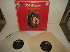 ROD STEWART TWICE AS MUCH ROD 2 RECORD SET 1985 PAIR RECORDS PDL2-1135