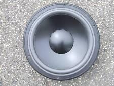 DYNAUDIO 30w100 30w54 sickenreparatur Repair 30cm Bass con gummisicke ORIGINALE
