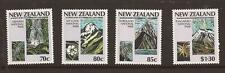 New Zealand 1987 Centenary of National Parks Movement MNH