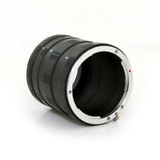Macro Close Up Extension Tube 3 Ring Set for Canon EOS 1D 5D 7D 50D 1Ds 40D 550D