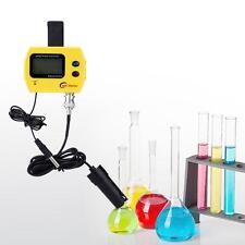 Portable LCD Digital Online pH Meter Tester Temp Monitor for Aquarium Pool T4H5