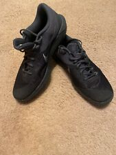 Men,s Nike Retaliation Tr Running Shoes Sz 11.5- Black Cool Grey - 917707 001