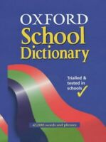 OXFORD SCHOOL DICTIONARY by Allen, Robert Hardback Book The Fast Free Shipping