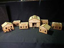 Ttcombat-Old Town scenics-ville Set 2-Grand pour MALIFAUX