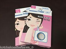 Benq Miacare Acne Patch Day Acne Pimple Blemish Skin 12Patches x2Boxes Dressing