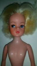 Vintage Sindy Doll ERIC griffiths blonde pedigree TLC 033126X O.D. FUNTIME