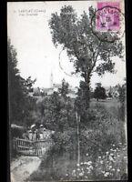 SANNAT (23) VILLAS & EGLISE animées en 1934