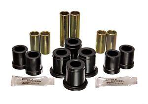 Energy Suspension 7.3101G Control Arm Bushing Set Fits 80-86 720 Pickup