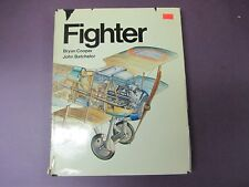 Fighter : A History of Fighter Aircraft by Bryan Cooper WWI, WWII Hardcover