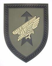 Kommando Spezialkräfte (KSK) Bundeswehr elite, patch PVC contact tape hook/loop