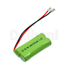 Rechargeable Battery Ni-MH AAA with Cable 2 Pin 2.4V 1000mAh