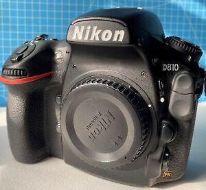 Nikon D810 Body - 8227 activations