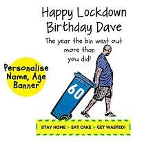 Hug Banski art en bois cœur à l/'intérieur ami Carte Lockdown pandémie personnalisé UK