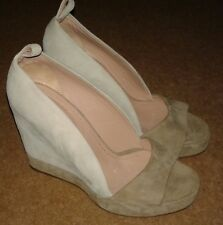 See By Chloé 100% Suede Sandals - UK 3 / EUR 36