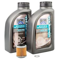 YAMAHA YFZ450R 2009–2018 Tusk Oil Change Kit Synthetic Blend 10W-40