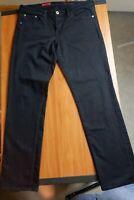 AG Adriano Goldschmied the Stilt Skinny Jeans Black Women's Size 32