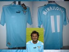 Lazio bnwt xl puma mihajlovic chemise jersey football maglia yougoslavie serbie top
