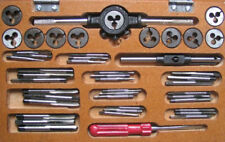 STUART & OTHER MODEL LIVE STEAM ENGINE BA 0 - 10 FULL TAP & DIE SET BOXED