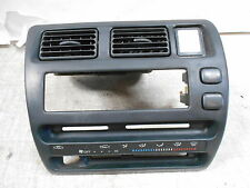 1993 Toyota Corolla Radio Bezel dash trim panel climate control bezel two A/C