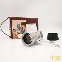 Som Berthiot Pan Cinor 17.5-70mm f/2.4 Cine Lens - C Mount - Mould S8-3044