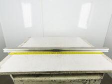 "50x50mm Flex Link Style Aluminum Modular Table Top Conveyor Structure Beam 55"""
