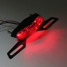 Professional LED Motorcycle Rear Tail Light Good Quality Brake Stop Light AU