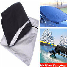MAGNETIC Truck SUV Car Windshield Snow Frost Ice Dust Sun Shade Protector Cover