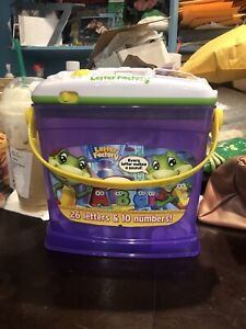 Vtech Letter Factory - Working And Includes All Pieces