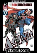 ACTION COMICS, VOL. 3 #996A (WK04)
