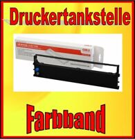 10x original Farbband OKI MicroLine 43571802 ML 1100 ML 1120 ML 1190 eco Neu OVP