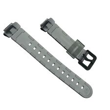 Genuine Casio Baby G Grey Resin Replacement Watch Strap Bg-169r Bg-169a 10148912