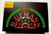 Cigar Box Wood Empty H. Upmann Legacy Vintage 7 x 10.5 x 2.5 Storage Art Crafts