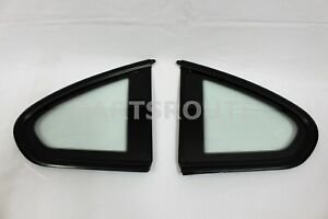 Toyota Supra 1993-1998 JZA80 MK4 IV OEM Genuine Quarter Window Glass RH & LH
