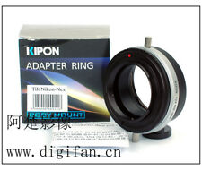 Kipon TILT NIKON-NEX for Nikon Lens to Sony a NEX-5/NEX-3 Camera