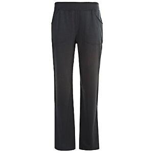 Womens Terramar Hottotties Grid Fleece Pants 3.0 Baselayer Thermal Pants Black M