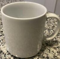 Williams Sonoma Everyday Dinnerware 2012 White Coffee Mug Tea Cup 12 Oz
