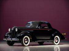"""1936 Pontiac Master Six Deluxe 11 X 14"""" Photo Print"""