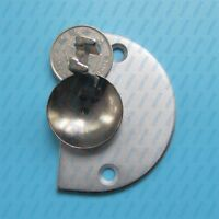 For JUKI DDL 555 5550 8200 8500 8700 SINGER QUILTER FOOT QS1 & NEEDLE PLATE 1242