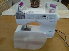 Brother Innovis CS-8060 Computerised embroidery sewing machine in v-good conditi