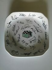 The Dog House Club Original Autograph Plate 3rd.Version
