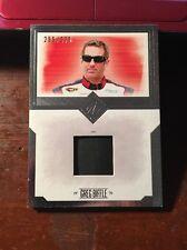 Greg Biffle 2014 Total Memorabilia Single Swatch Silver #TM-GB # 255 / 275