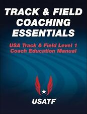 Track and Field Coaching Essentials by USA Track & Field (2014, Paperback)