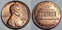1978 D - MISALIGNED DIE OBV - MAD - LINCOLN MEMORIAL CENT MAJOR MINT ERROR #8556