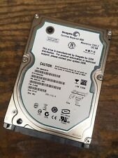 Seagate Momentus 7200 160GB Laptop Hard Disk Drive HDD ST9160823AS 9S513G-501