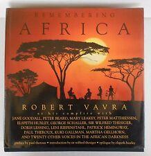 Remembering Africa by Robert Vavra / 1st Ed / 2011 / MEGA