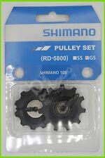 SHIMANO RD5800 105 11 FACH FAHRRAD SCHALTWERK SCHALTRÖLLCHEN JOCKEY WHEEL PULLEY