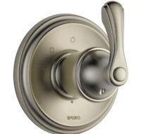 brizo t60885bn brushed nickel Charlotte®  3-FUNCTION DIVERTER TRIM, need valve