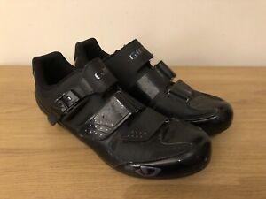 Giro Solara 2 Womens Road Cycling Shoes - Black, UK Size 7 (Clipless)