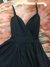 Xenia Shareen Lady Lock Dress Black Size Size Xs S New Prom