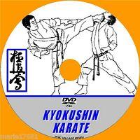 Kyokushin Karate Clases Paso por Instrucciones For Beginners Vídeo DVD